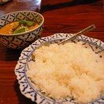 アジアンキッチン KAPI - レッドカレー