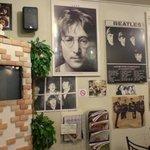 クレープ クランベリー - ビートルズコレクション。映像も流れます。