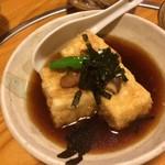 60451334 - 揚げ出汁豆腐