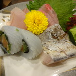 ふく・長州料理 KATSUMOTO - 刺身