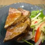 ふく・長州料理 KATSUMOTO - ローストビーフ