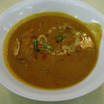 Ashoka - チキンカレー