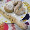 酵母ー。 - 料理写真:パン