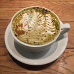 ストリーマー コーヒーカンパニー - グリーンフュージョン(780円)税込