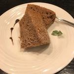 pizza-kaya ORCA - シフォンケーキ 430円