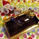 オリジンーヌ・カカオ - 大人っぽいクリスマスケーキ