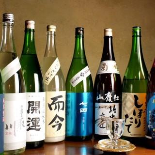 店長厳選のおすすめ日本酒