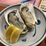 60460183 - 厚岸産の牡蠣、さすがです!