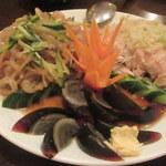 中華料理 雄 - 前菜盛り合わせ