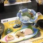 熊本城温泉 城の湯のレストラン - 料理写真:宴会コース