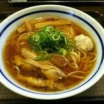 火鳥 - 鶏中華 醤油