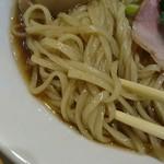 本町製麺所 阿倍野卸売工場 中華そば工房 - 平打ち麺がツルツル