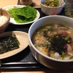 60462207 - カルビスープ定食