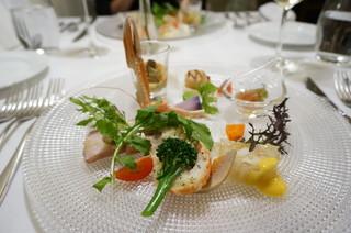 ジュエーメ - 海の幸の前菜盛合せ