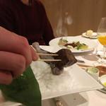 リストランテ オルケストラータ - 《2016年 クリスマスディナー》