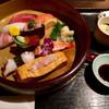 神蔵 - 料理写真:クリスマス特別メニュー 寿司セット950円