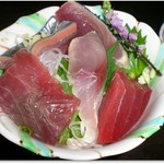 すし哲 - H28.11 特選海鮮丼