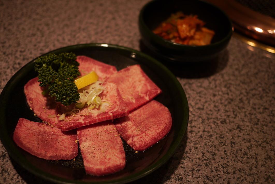 焼肉レストラン牛車