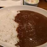 ブーメラン - 2016年 カレー小間  (700円+50円)