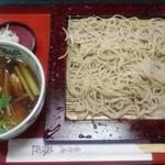 長寿庵 蕎匠 - 鴨南蕎麦