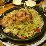 北の味紀行と地酒 北海道 - 北海道 海鮮塩焼きそば