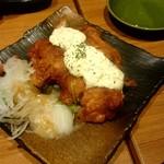 北の味紀行と地酒 北海道 - 北の黄金鶏チキン南蛮