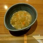 北の味紀行と地酒 北海道 - お通し