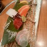 出来たて豆腐と和食 珍竹林 - 刺身等もあり