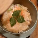 出来たて豆腐と和食 珍竹林 - 釜飯的な物