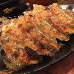 うま屋ラーメン 中川 - ニンニクなし餃子☆。.:*・゜                             食べていないので味は不明。