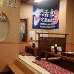 幸寿司 - 奥が特等席