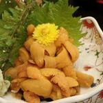 幸寿司 - 甘い雲丹、たまらん