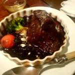 リストランテ ワイン屋 - 牛ほほ肉の赤ワイン煮込み