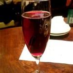 リストランテ ワイン屋 - オリジナル・スパークリングレッド