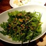 リストランテ ワイン屋 - 四種の香草サラダ