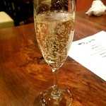 リストランテ ワイン屋 - オリジナル・スパークリングホワイト