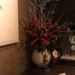 60473350 - 店内(クリスマス仕様)