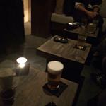 HIGASHI-YAMA Tokyo - テーブル