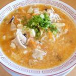 拉ノ刻 - 2012.7.24 冷やし酸辣麺