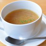 ドラゴンカフェ - 本日のスープ