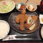 鎌倉かつ亭 あら珠 - 季節のおすすめセット