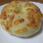 テーブルパン - 料理写真:チーズベーグル