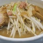 味噌麺処 花道 - 800円『味噌ラーメン』2016年12月吉日
