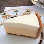 ハウス オブ フレーバーズ - チーズケーキ