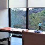 ハウス オブ フレーバーズ - 眺めの良いカフェです