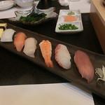 しゃぶしゃぶ・寿司・和食 海王 - 寿司