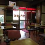 竹内食堂 - なんという食堂感、参りました