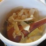 厨房 十 - 自家製豆腐