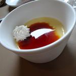 柿の樹 - ランチデザート
