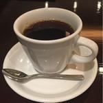 ツキジキッチン - ドリンクのコーヒー